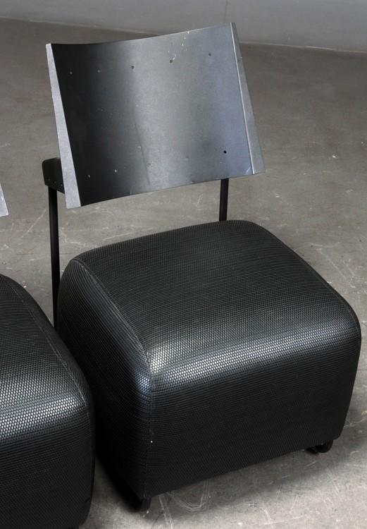 Ein paar lounge Sessel, Inno Interior, Oscar - Harri Korhonen