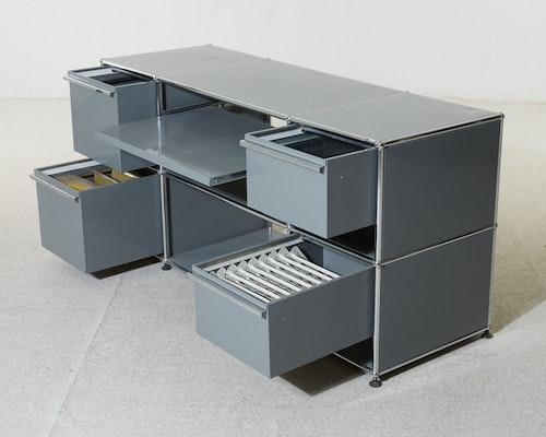 Lagerschranksystem / sideboard von USM Haller