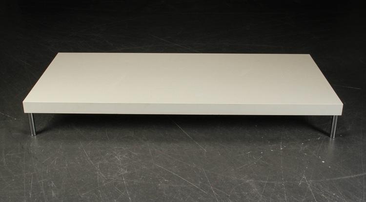 Niedriger Couchtisch, Tacchini Italien - 200 x 90 cm
