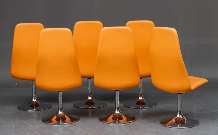 6 x konferenzstuhl, Johanson Design Viggen