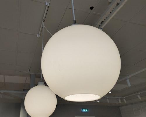Hängelampe, Louis Poulsen Wohlert Ø 30 cm - Design Vilhelm Wohlert