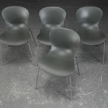 Stühle, Fritz Hansen KS50 Nap - Design Kasper Salto