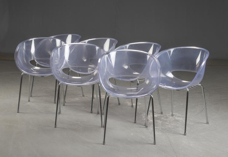 7 x Stühle, Sintesi Orbit - Italien