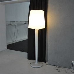 Stehlampe, Metalarte Inout 166 cm - Ramón Úbeda & Otto Canalda