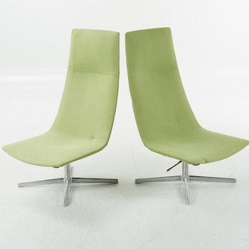 Lounge Sessel, Arper Catifa 60 Lounge High Back