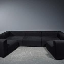 Modulsofa, HAY Mags Soft - 320 x 220 cm
