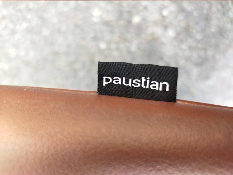 Sessel, Paustian Spinal 80 Leder - Paul Leroy