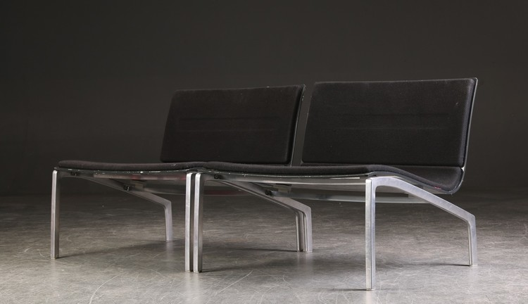 Ein Paar Sessel, Fritz Hansen PL200 - Piero Lissoni