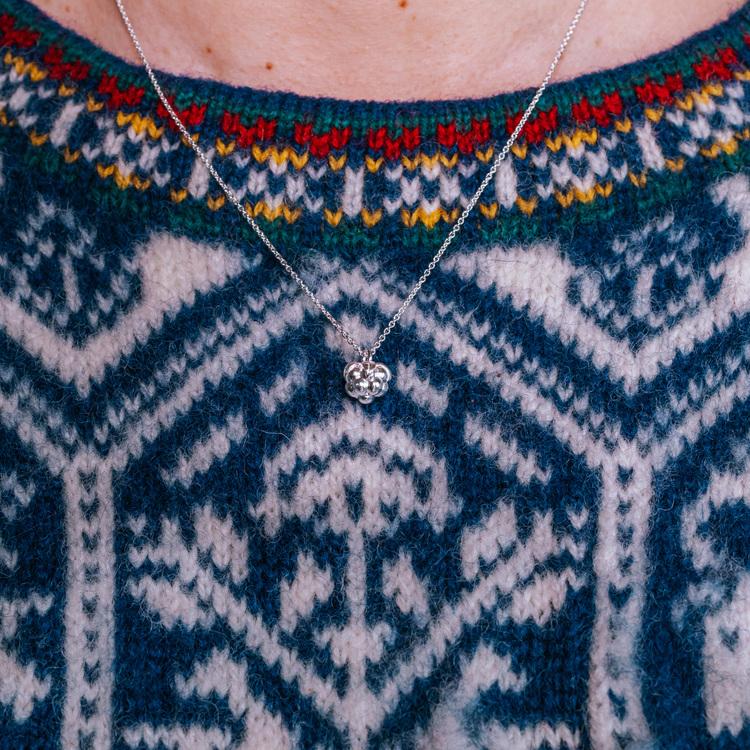 Hjortron halsband
