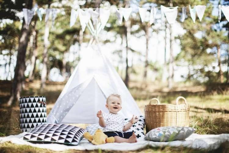 Vad ska du ta med dig på en Picknick med ditt barn