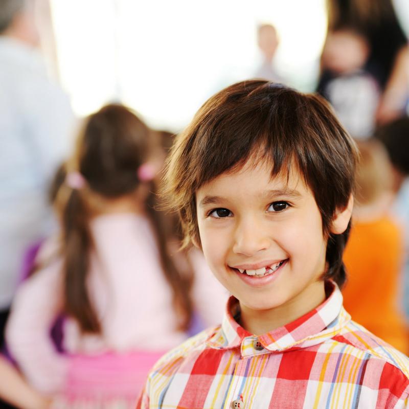 Hur förbereder man sitt barn för att börja på dagis?