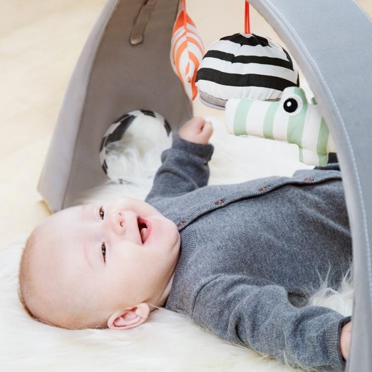 Hur planera en egen hörna för din baby?