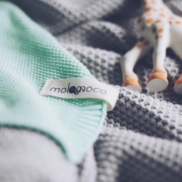 Stickade produkter från Molomoco