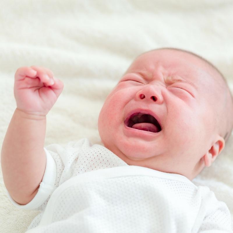 10 sätt att få ditt barn att sluta gråta