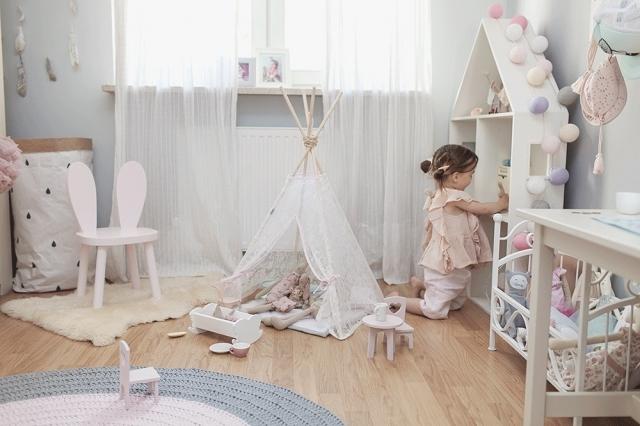 Barnmöbler praktiska eller söta?