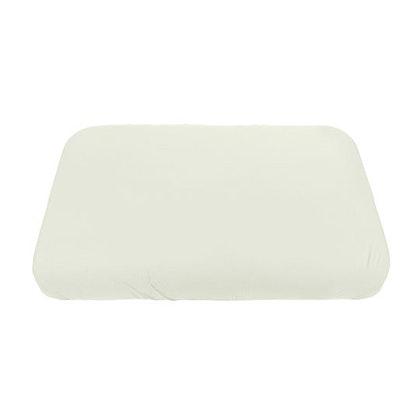 Sebra, beige dra-på-lakan spjälsäng 70x120 cm