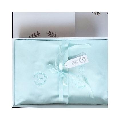 Exklusiva mint sängkläder för barn 100x135 cm, YOSOY