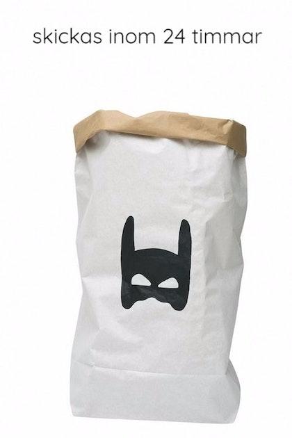 Tellkiddo papperspåse batman superhero