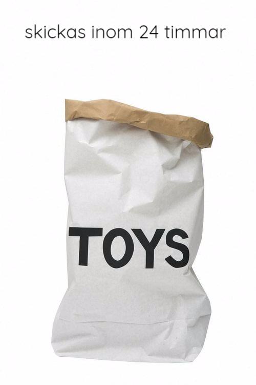 Tellkiddo papperspåse toys Tellkiddo papperspåse toys
