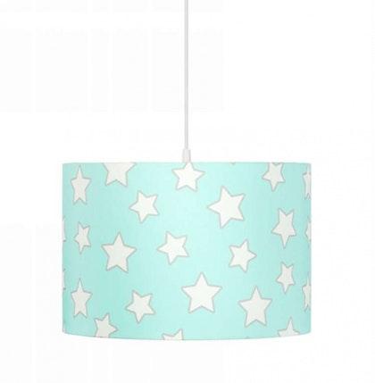 Taklampa mint stars