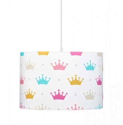 Taklampa princess crowns