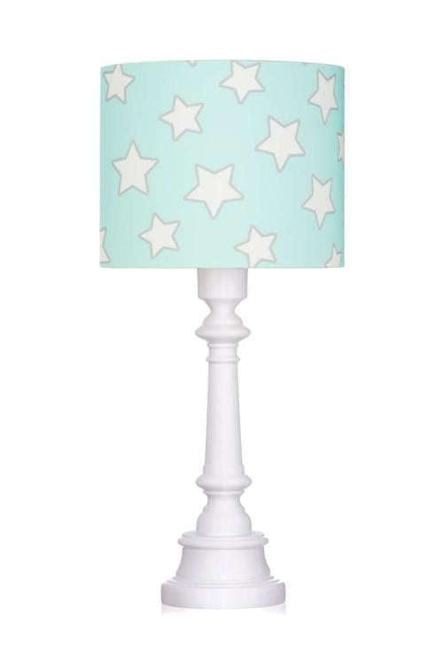 Bordslampa mint stars