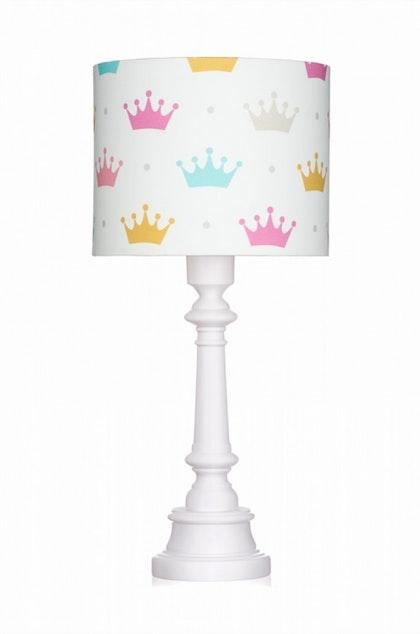 Bordslampa princess crowns