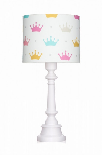 Bordslampa princess crowns