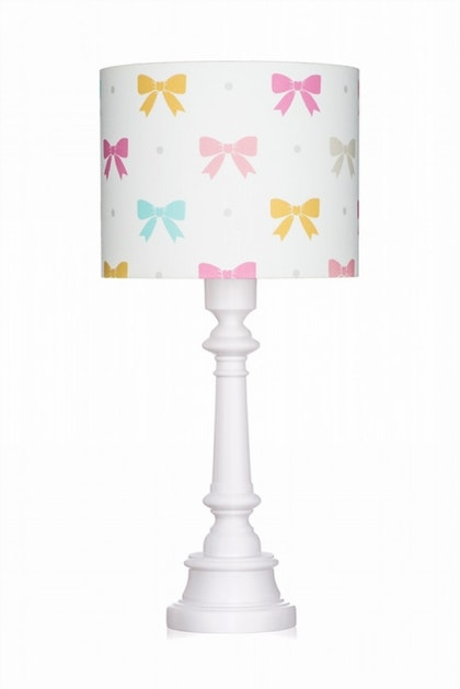 Bordslampa princess bows