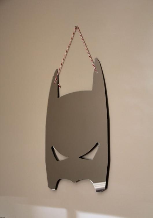 Batman Spegel, Barnspegel till barnrummet