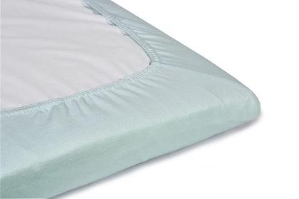 Ocean, mint dra-på-lakan säng, NG Baby