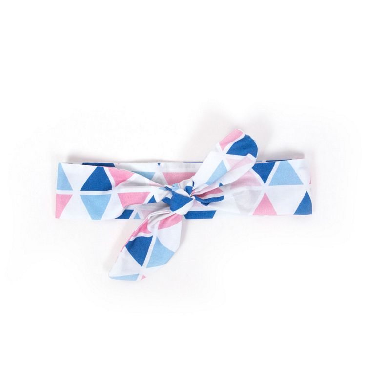 Hårband pastel triangles Hårband pastel triangles