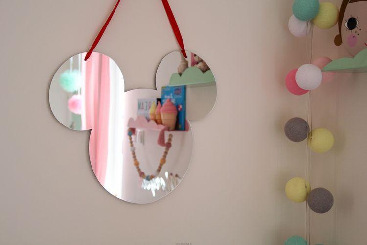 Musse Spegel, Barnspegel till barnrummet Barnspegel Musse Pigg