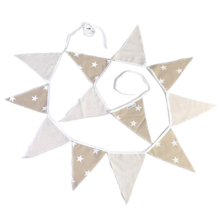 Vimpel till barnrummet, NG baby big star sand
