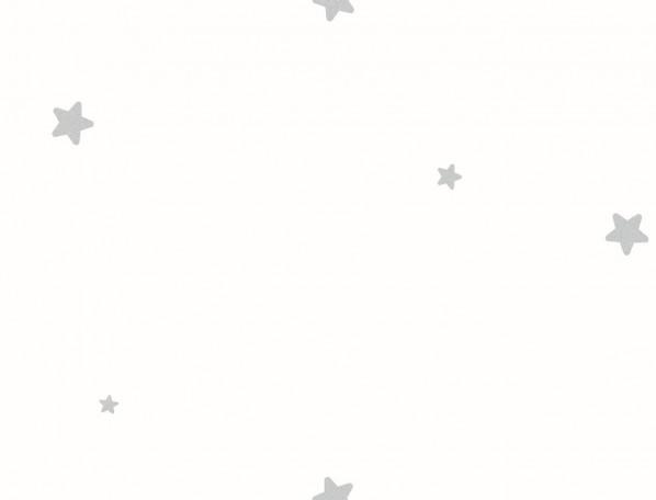 Tapet Flügger Färg Classic vit stjärnor