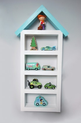 Hylla medium garage