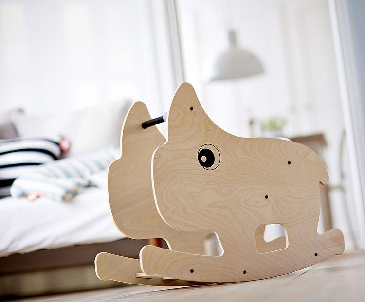 Done By Deer Gungdjur Rocking Rhino