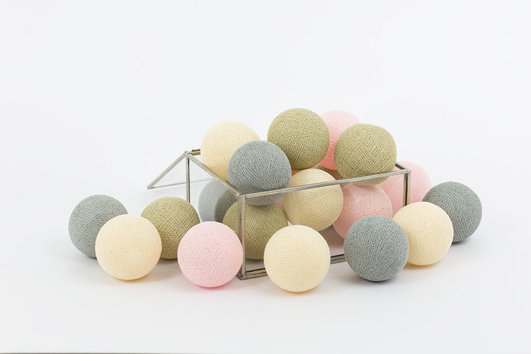 Ljusslinga Pastelove, Cottonlove Ljusslinga Pastelove, Cottonlove