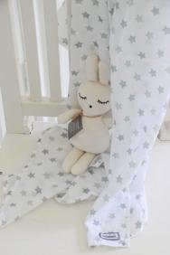Sleeping Little Bunny, Little Heart