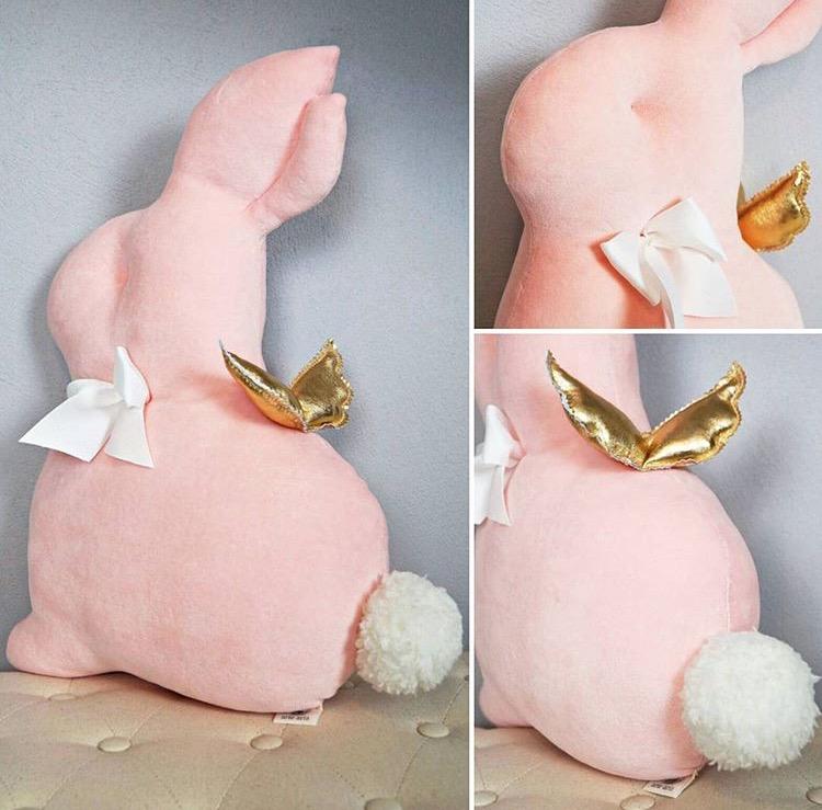 Stor kudde, Rosa kanin