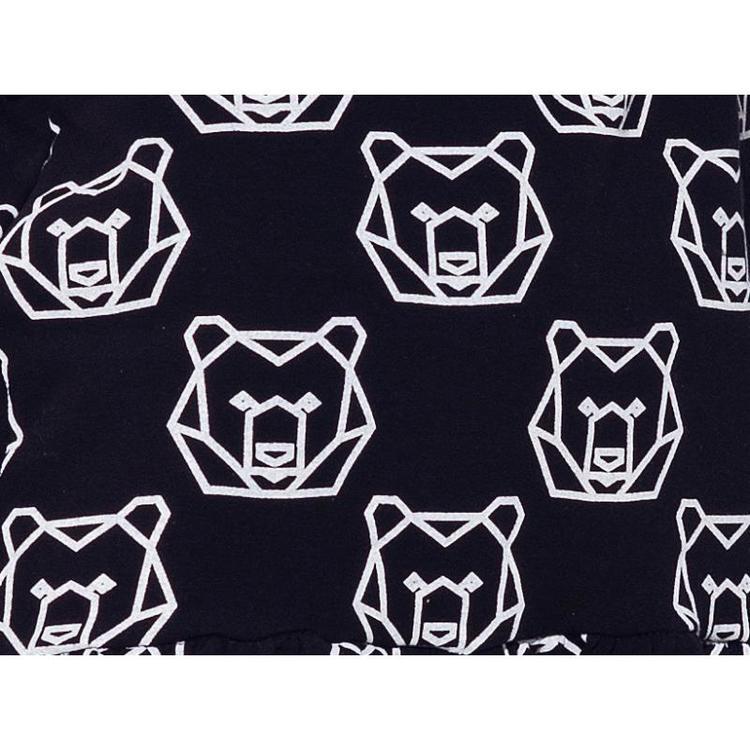 Mössa svart björn, Mamatu