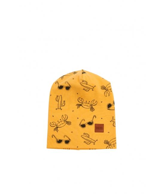 Mössa yellow summer,  Mamatu
