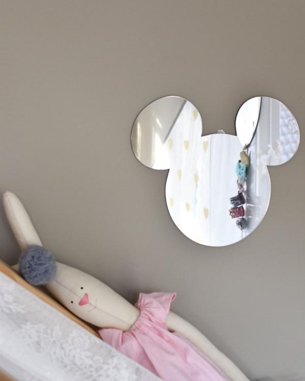 Mickey Spegel, Barnspegel till barnrummet Mickey Spegel, Barnspegel till barnrummet