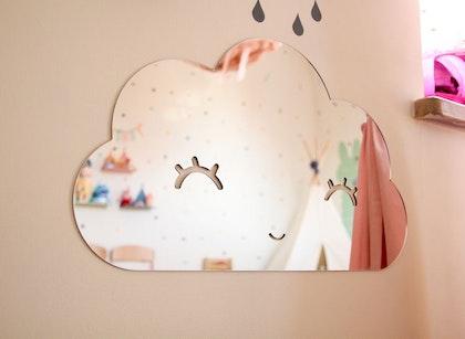 Molnspegel - Barnspegel till barnrummet