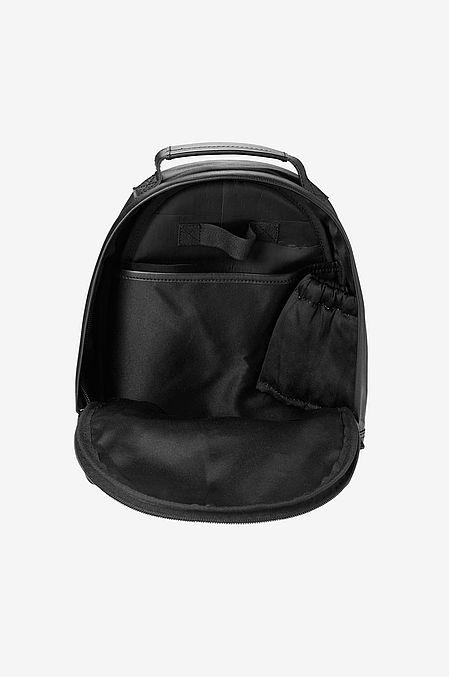 Ryggsäck Back Pack MINI - Black Leather, Elodie Details
