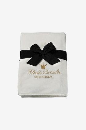 Pärlsammetsfilt - Vanilla White, Elodie Details