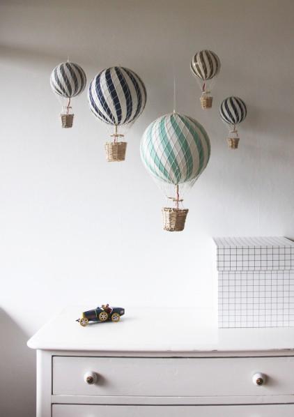 Luftballong Grå 10 Cm Filibabba Babylovese