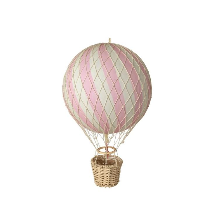 Luftballong Rosa, 10 cm, Filibabba Luftballong Rosa, 10 cm, Filibabba