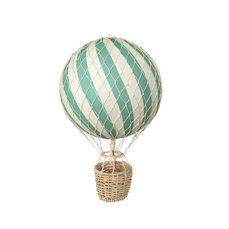 Luftballong Grön, 10 cm, Filibabba Luftballong Grön, 10 cm, Filibabba