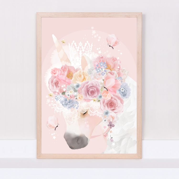 Poster The Crown of my Heart, tavla till barnrummet, Schmooks